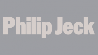 Image with the words: Philip Jeck
