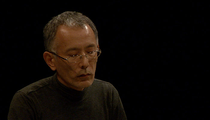 Seijiro Murayama concentrating at INSTAL 10