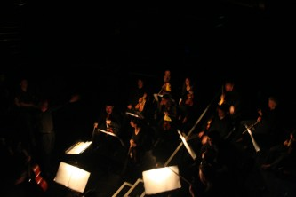 Northern Sinfonia performing Radu Malfatti at MLFC 07