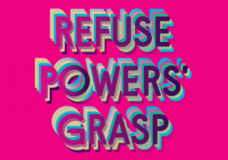 Poster for Episode 8 Refuse Powers' Grasp