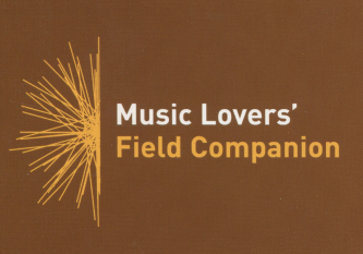 Music Lover's Field Companion 05 publicity flyer