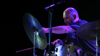 Paul Hession playing drums at MLFC 07