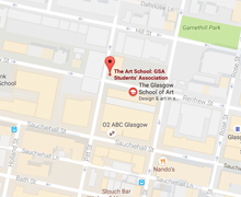 A map of the Art School